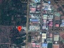 Bán đất đối diện cổng khu công nghiệp Tân An