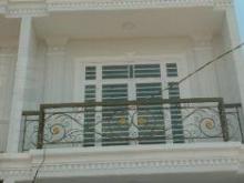 Bán nhà  phố mặt tiền dt835 Long Trạch,Cần Đước