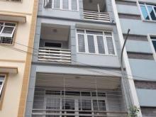 Bán nhà ngõ 189 Nguyễn Ngọc Vũ, Lô Góc, 2 Mặt Thoáng. 46m2* 5 Tầng