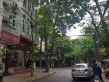 Mặt phố Nghĩa Tân 46m2, 5T, mt4.2m, 15 tỷ, vỉa hè, kinh doanh