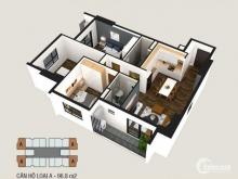 Bán căn hộ 3PN giá 1.8 tỷ Thăng Long Capital mặt đường đại lộ Thăng Long Lh 0972461892