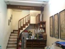 Nhà 4 tầng phố Tam Trinh, quận Hoàng Mai cần bán gấp, nội thất cao cấp,