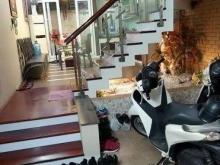 Nhà đẹp phố Kim Giang, 5x75m2, ô tô tránh, văn phòng, kinh doanh đỉnh, 7.2 Tỷ