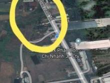 Còn 3 lô đẹp 90m2 nằm mặt tiền đường trubg tâm hành chính bìn chánh