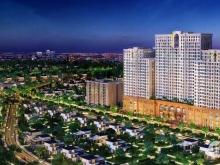 Căn hộ Saigon Mia, 2 phòng ngủ, 83 m2, giá 3.5 tỷ, nhận nhà ở liền, MT đường 9A