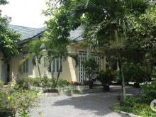 Định cư nước ngoài cần bán căn biệt thự vườn hơn 2000m2 tại Củ Chi