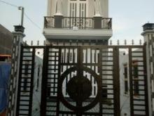 án nhà 1 trệt, 1 lầu Lê Lợi gần chợ Hóc Môn, 80m2, giá 1 tỷ, SHR, LH 0906320294