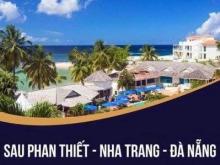 Cần bán gấp 10 lô đất nền mặt tiền đường nhựa, tx.LaGi - Bình Thuận