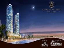 Căn hộ nghỉ dưỡng cao cấp view biển Beau Rivage tại số 40 đường Trần Phú Nha Trang