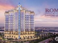 Kiến trúc Ý cổ kính ,Rome Diamond Lotus quận 2 mở bán đợt cuối