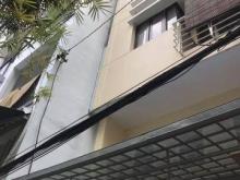 Bán nhà hẻm 4m, 4 tầng, 3 phòng ngủ, 35m2, 5,5 tỷ, Cao Thắng ,Quận 3.