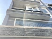 Bán gấp nhà 2 lầu mới 100% mặt tiền hẻm 183F Tôn Thất Thuyết quận 4.