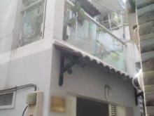Bán gấp nhà 1 lầu đẹp hẻm 65 Đoàn Như Hài quận 4.