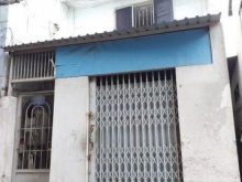 Bán gấp nhà trọ 1 lầu MT hẻm xe hơi Bùi Văn Ba, P. Tân Thuận Đông, Q7.