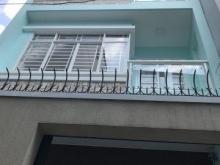 Bán nhà mới  5.2x12m nở hậu 5.5m . hẻm 142 Tân Mỹ, Phường Tân Thuận Tây ,Quận 7