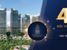 Cần bán căn hộ tầng 28 view Đông Nam Sunshine City Saigon cực đẹp!!!!