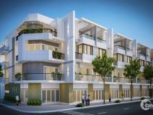 Nhà phố thương mại dự án City Gate 3,Q8,1 trệt 3 lầu.giá 8,8 tỷ(VAT)