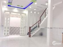 Bán gấp nhà mới 1 lầu gần mặt tiền đường Phạm Thế Hiển Phường 7 Quận 8