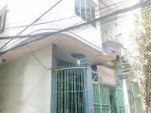 Bán nhà Quận 8 góc 2 mặt hẻm xe hơi 125 đường Nguyễn Thị Tần Phường 2