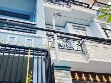 Bán nhà mới 2 lầu hẻm 154 đường Phong Phú Phường 12 Quận 8