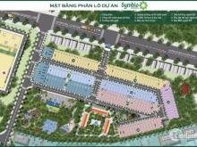 Bán gấp 2 lô đất LK6-3,4 tại dự án Symbio garden liền kề bệnh viện ung bướu 2 quận 9, chênh lệch nhẹ cho khách đầu tư.