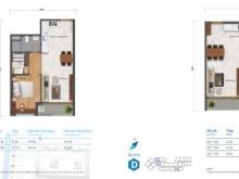 Chính chủ bán nhanh căn hộ Safira Khang Điền q9 1PN+ chỉ 1,54 tỷ vat rẻ hơn cđt 100tr Lh 0938677909