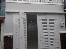 Nhà 1sec liên khu 5-6 2 tấm Quận Bình Tân
