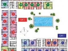 bán căn hoàn thiện cơ bản golden mansion 105m2, 3 phòng ngủ giá 4.5 tỷ
