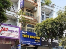 Bán nhà MTKD  Gò Dầu P,Tân Quý Q,Tân Phú  DT 4x18  3 lầu st