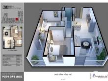 Căn hộ Carillon 7-Trung tâm Q.Tân Phú 32tr/m2 (VAT) DT 48m2 - 115 m2 NH hỗ trợ 70% 0932424238