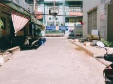 Bán nhà hẻm 69 Nguyễn Cửu Đàmdt 4x16,3m đúc 3,5 tấm hẻm 8m