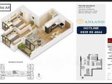 Cần bán căn chung cư 2 PN, ban công Đông Nam, dự án Anland Premium Nam Cường, Hà