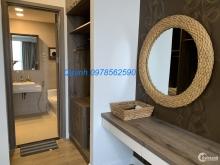 Bán căn hộ ICON 56, quận 4, DT 72.4m2, 2PN, 2WC, nhà mới đầy đủ nội thất
