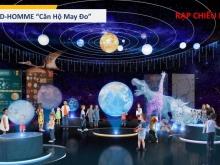 """MỞ BÁN ĐỢT 1 CĂN HỘ CAO CẤP D-HOMME NGAY MT HỒNG BÀNG Q.6"""". CK NGAY 5%-23%."""