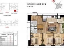 Bán chung cư Imperia Garden tòa A căn số 12, 85m2, 3 phòng ngủ, căn góc view bể bơi