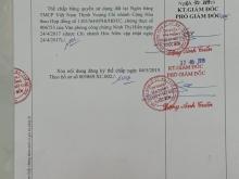 Chính chủ cần bán nhà xưởng mặt tiền Huỳnh Thị Na, giá tốt.