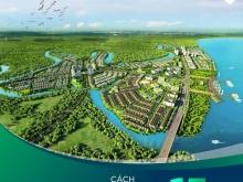 Chỉ 900 triệu sở hữu ngay biệt thự 160m2 khu đô thị xanh Aqua City - Novaland