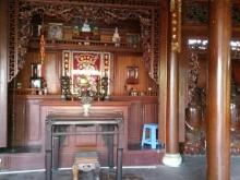 cần bán gấp lại căn Biệt Thự nội thất bằng gỗ Đỏ, Cẩm Lai  , ở khu dân cư Bình H