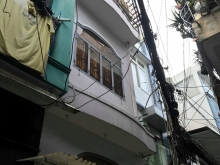 Xuất ngoại cần bán Nhà Trịnh Hoài Đức-BT,45m2 3 tấm,giá 4 tỷ