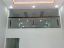 Bán nhà Quách Điêu,1 trệt,1 lửng,giá 1.44 tỷ,gần Ngã 5 Nguyễn Thị Tú