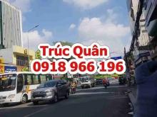 Bán nhà đường Nguyễn Thiện Thuật, Quận 3 ( 6.3m x 18m) Giá 40 tỷ TL 0918 966 196