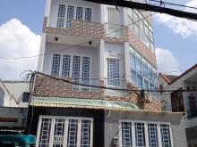 Bán gấp nhà 2.550 tỷ, 1 trệt, 3 lầu, 6x6m hẻm 99 căn góc Bùi Tư Toàn, Bình Tân