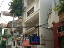 Bán nhà HXH 10m, Nguyễn Văn Trỗi, P.10, Phú Nhuận. DT: 10.45mx25m, GPXD: Hầm, 8