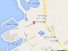Bán nhà mặt phố Tô Ngọc Vân, 210m2, Mt 9m. Giá 68 tỷ - 0942088586