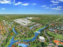 Khu biệt thự nhà phố liên kề nằm trong khu du lịch thác Giang Điền, đầu tư sinh
