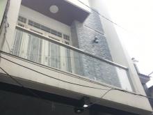Bán nhà 4 tầng, HXH, 46m2(4x12), 6,3 tỷ, Xô Viết Nghệ Tĩnh, Bình Thạnh.