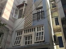Bán nhà tại Huỳnh Đình Hai, P24, Bình Thạnh 47m2 hẻm 4m 3 tầng,ST 5.3tỷ TL