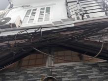 Bán nhà tại Bùi Đình Túy, P24, Bình Thạnh 46m2 hẻm 4m 3 tầng,ST 5.25tỷ TL