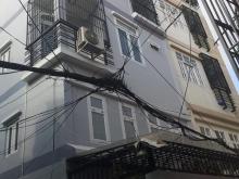 HOT, nhà Chu Văn An, Bình Thạnh, chỉ 5.3 tỷ mà hẻm oto 4 tầng 48m2