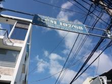 Bán nhà nở hậu hẻm 107 đường Hoàng Văn Thụ,P.An Cư, Ninh Kiều, giá tốt